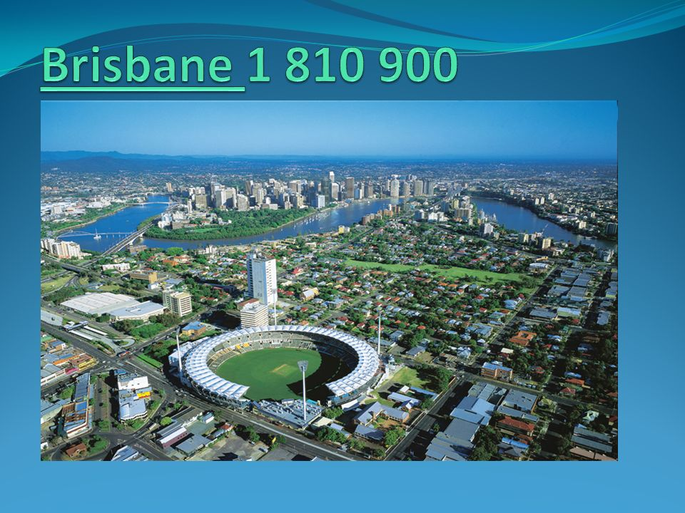 Brisbane 1 810 900