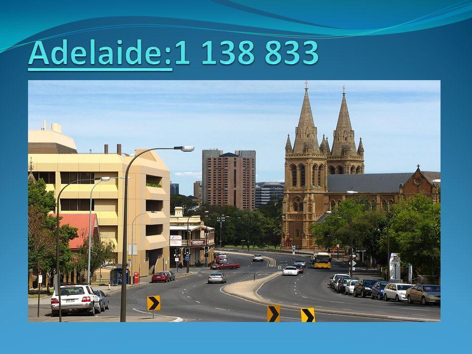 Adelaide:1 138 833