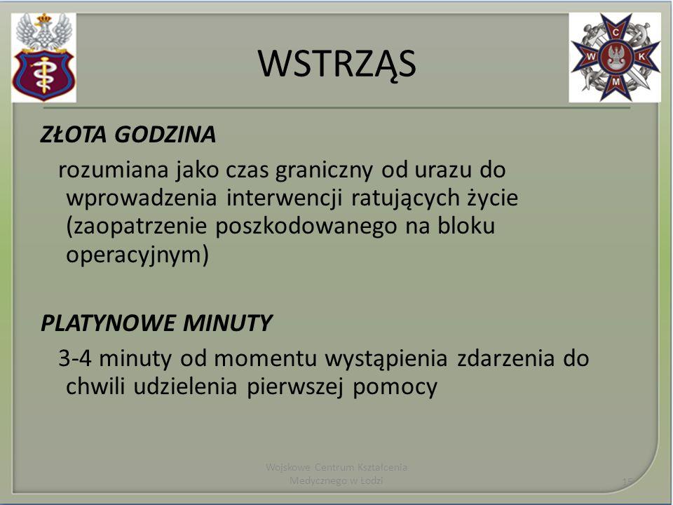 Wojskowe Centrum Kształcenia Medycznego w Łodzi
