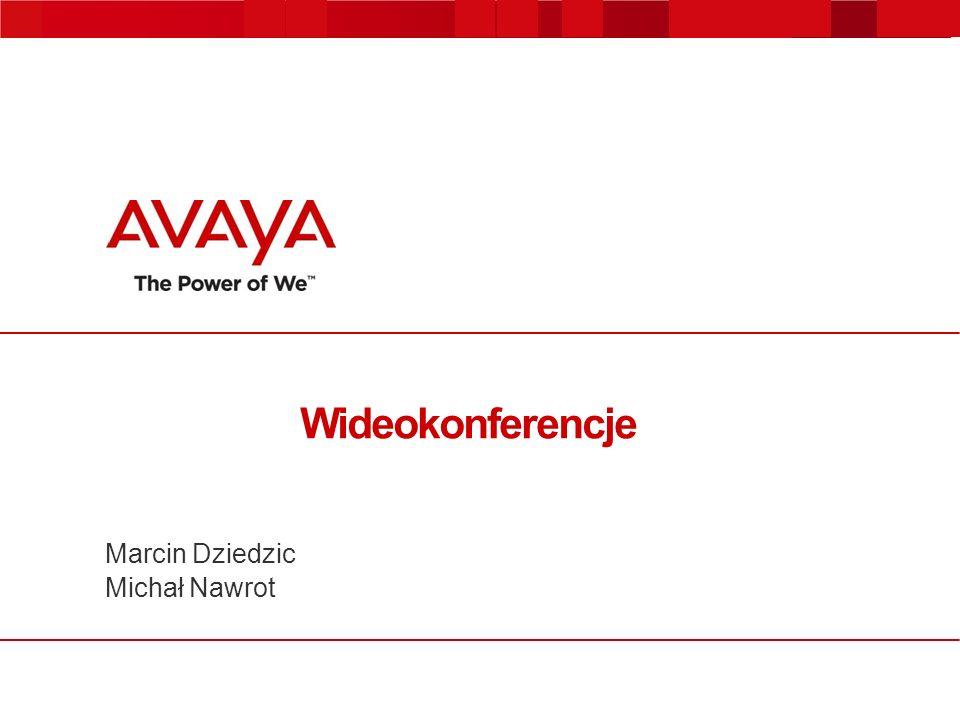 Wideokonferencje Marcin Dziedzic Michał Nawrot
