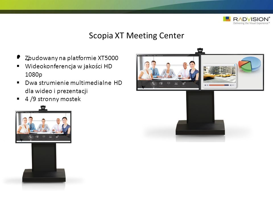 Scopia XT Meeting Center