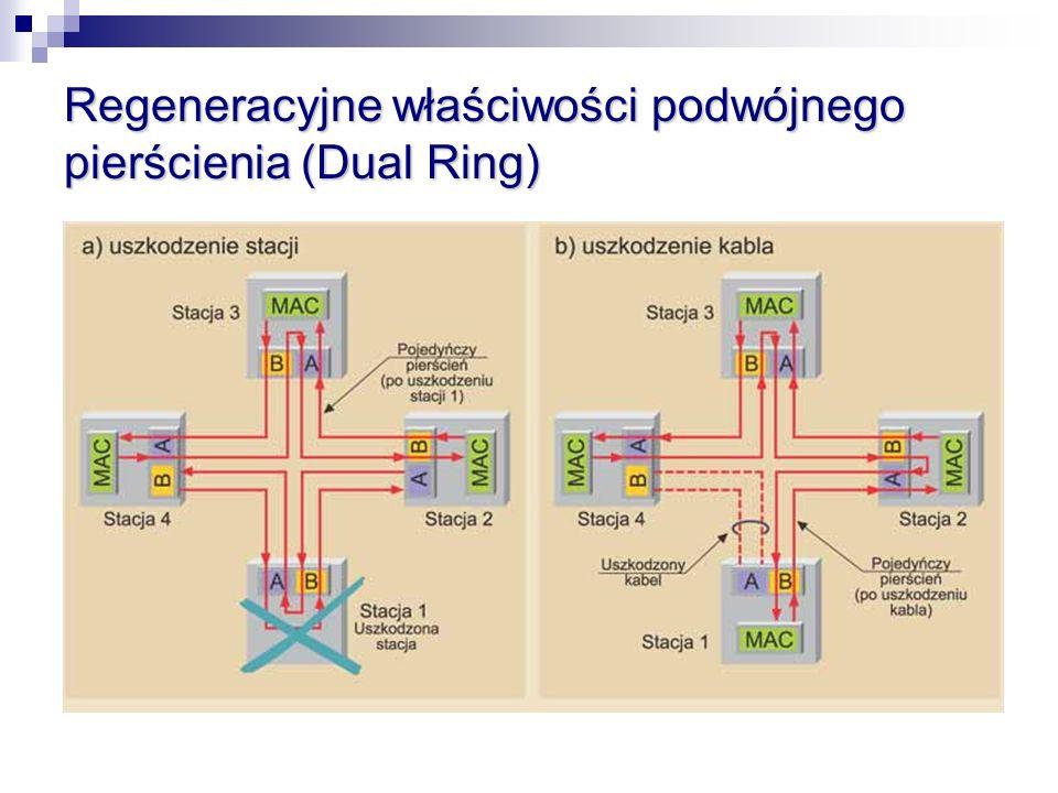 Regeneracyjne właściwości podwójnego pierścienia (Dual Ring)