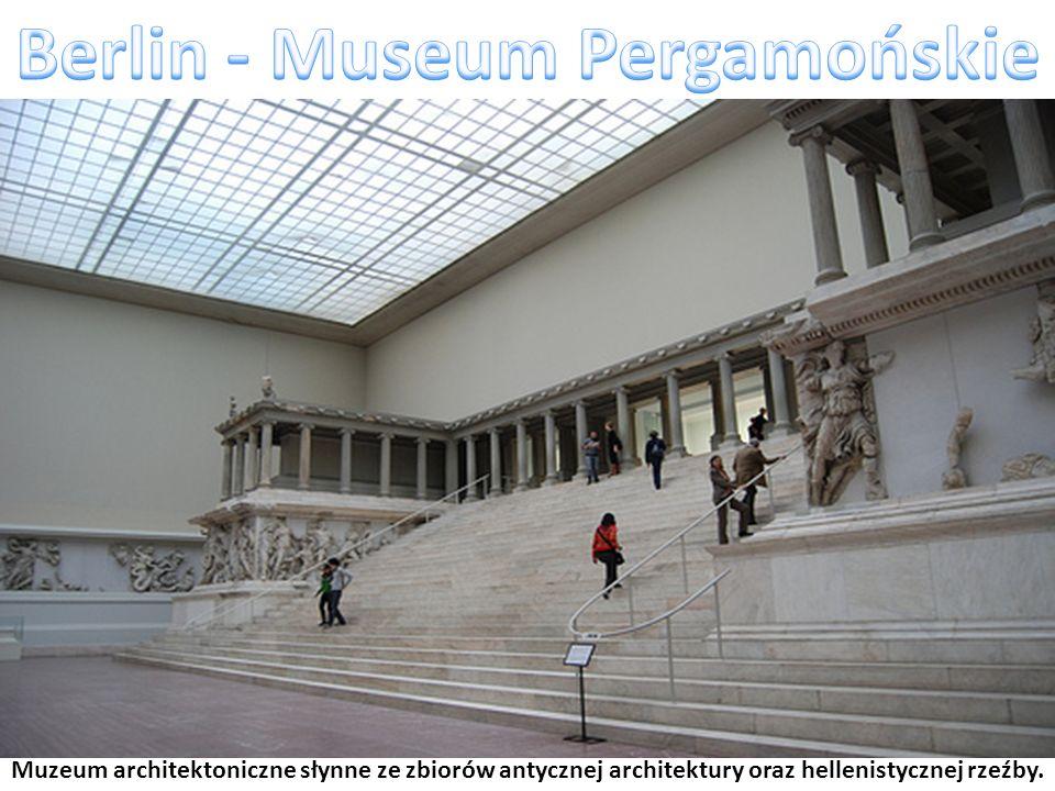 Berlin - Museum Pergamońskie