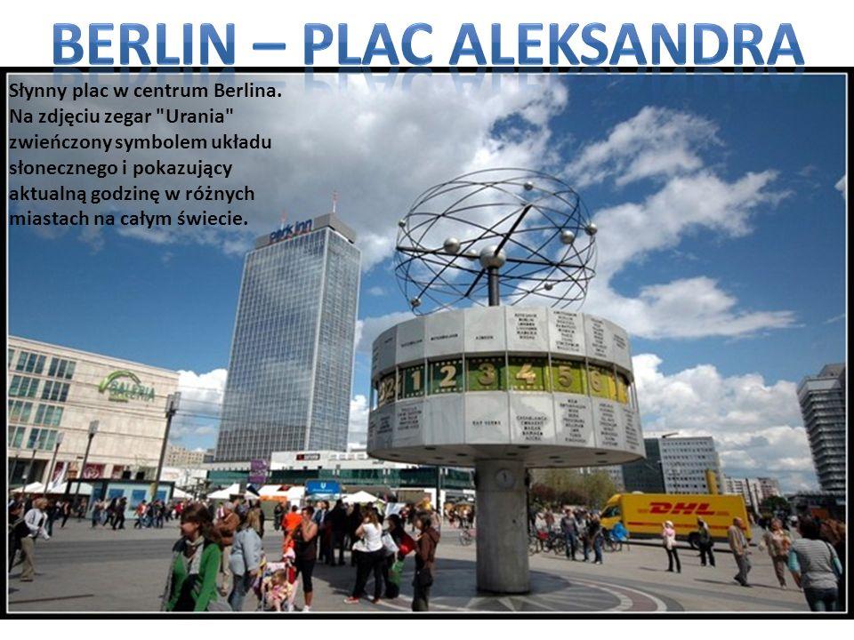 Berlin – Plac Aleksandra
