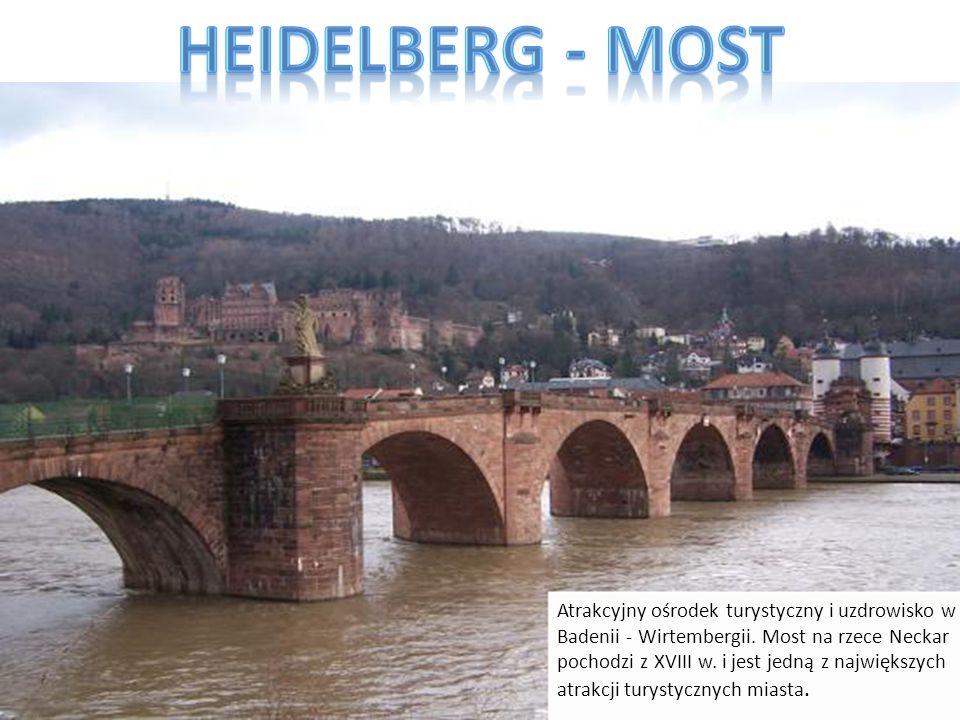Heidelberg - most