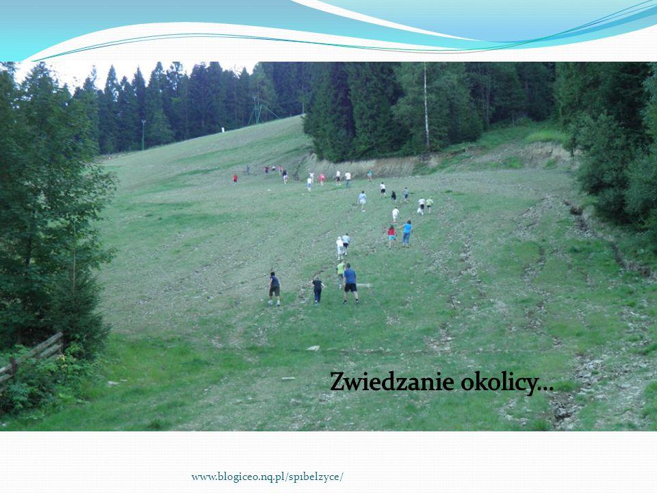 Zwiedzanie okolicy… www.blogiceo.nq.pl/sp1belzyce/