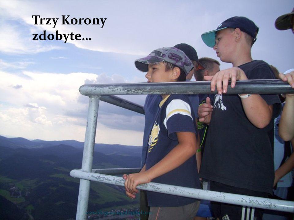 Trzy Korony zdobyte… www.blogiceo.nq.pl/sp1belzyce/