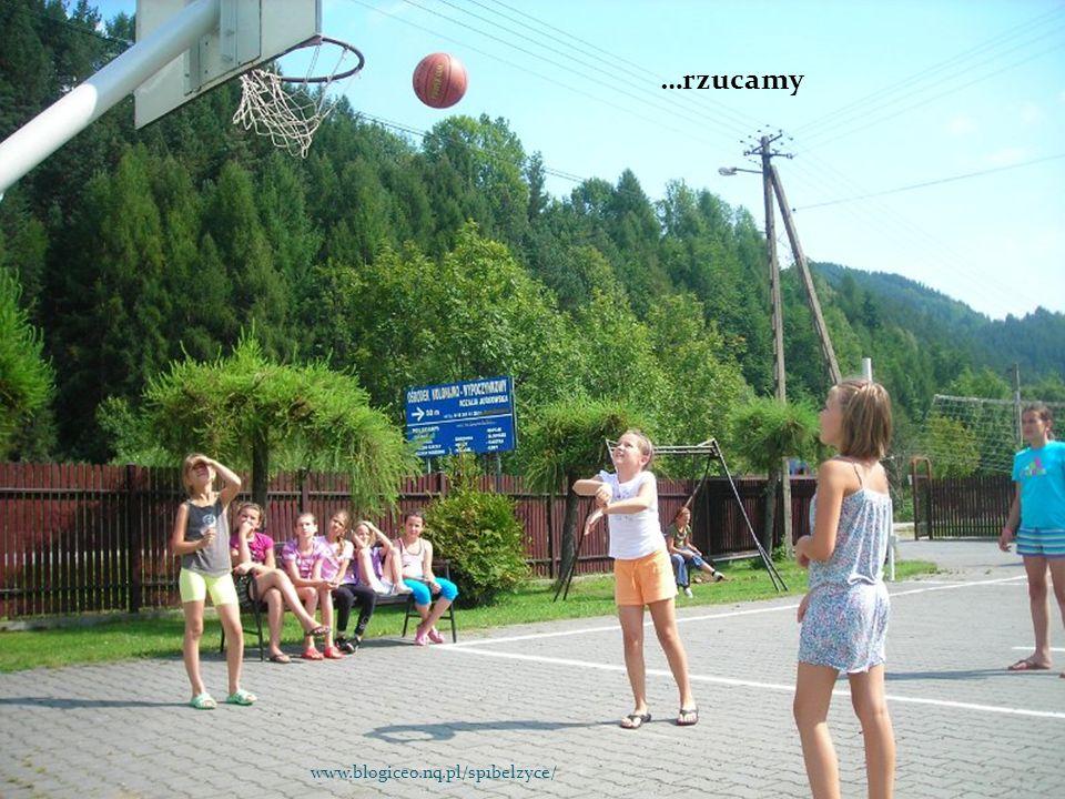 …rzucamy www.blogiceo.nq.pl/sp1belzyce/
