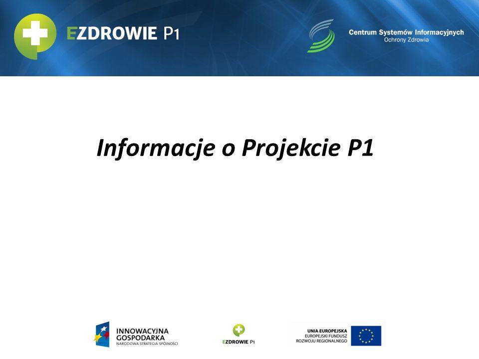 Informacje o Projekcie P1