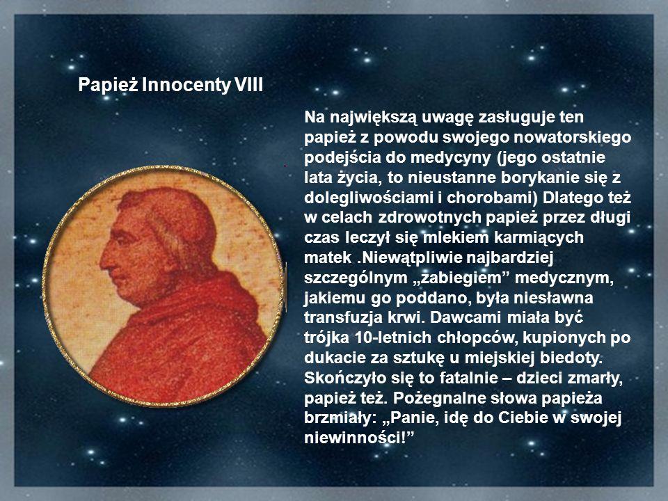 Papież Innocenty VIII