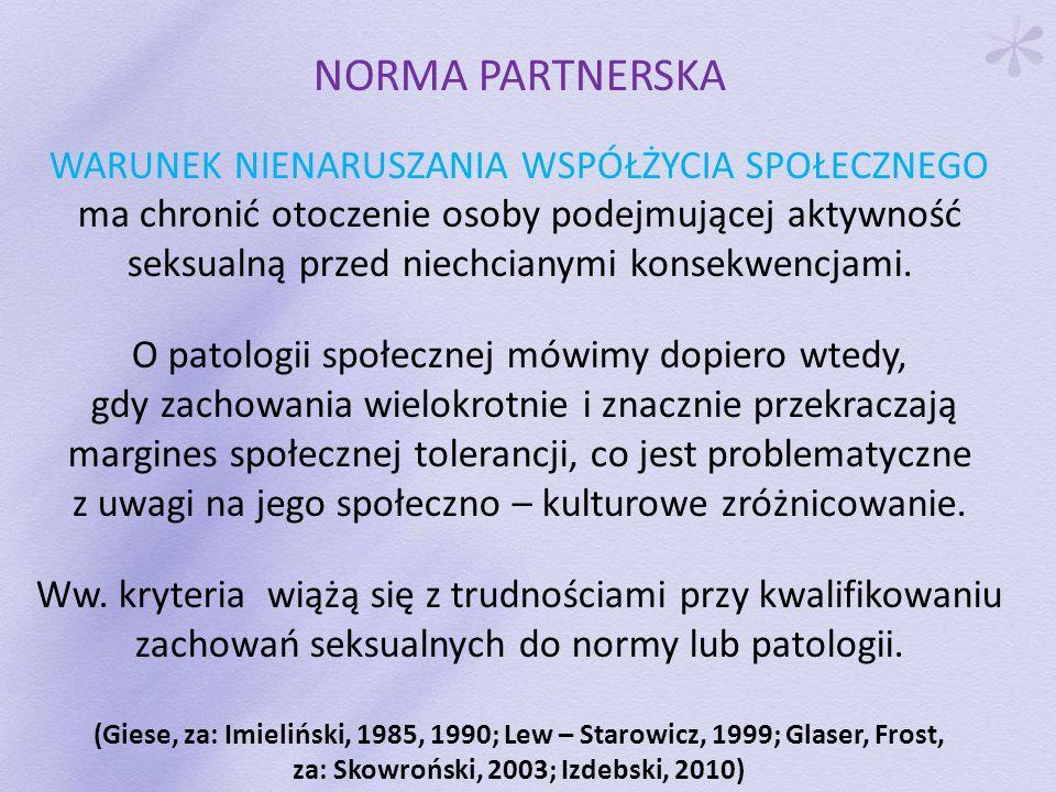 za: Skowroński, 2003; Izdebski, 2010)
