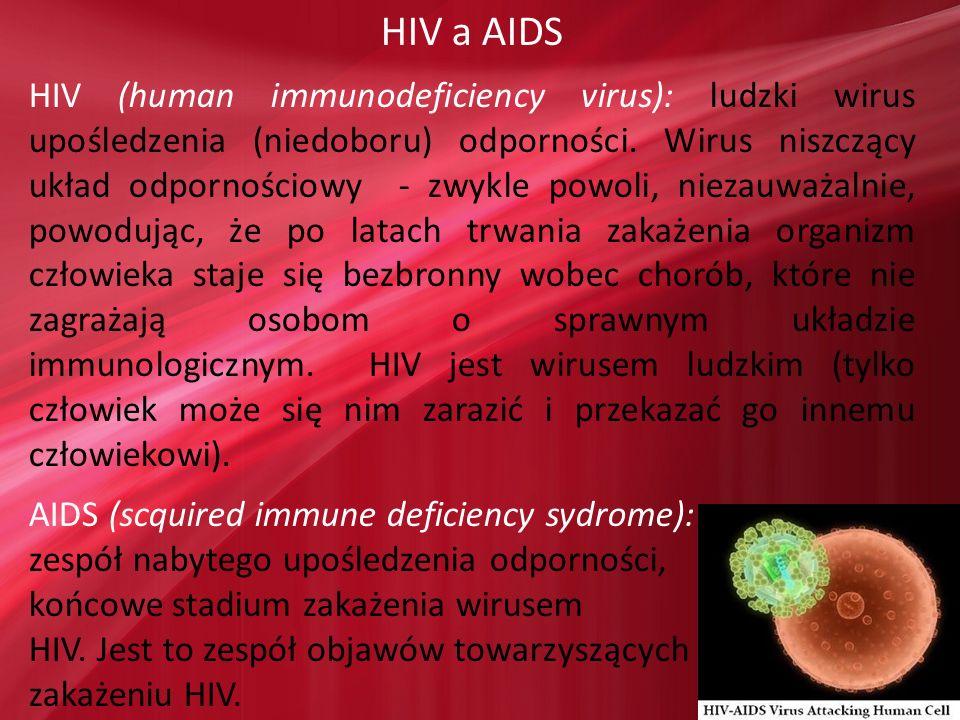 HIV a AIDS