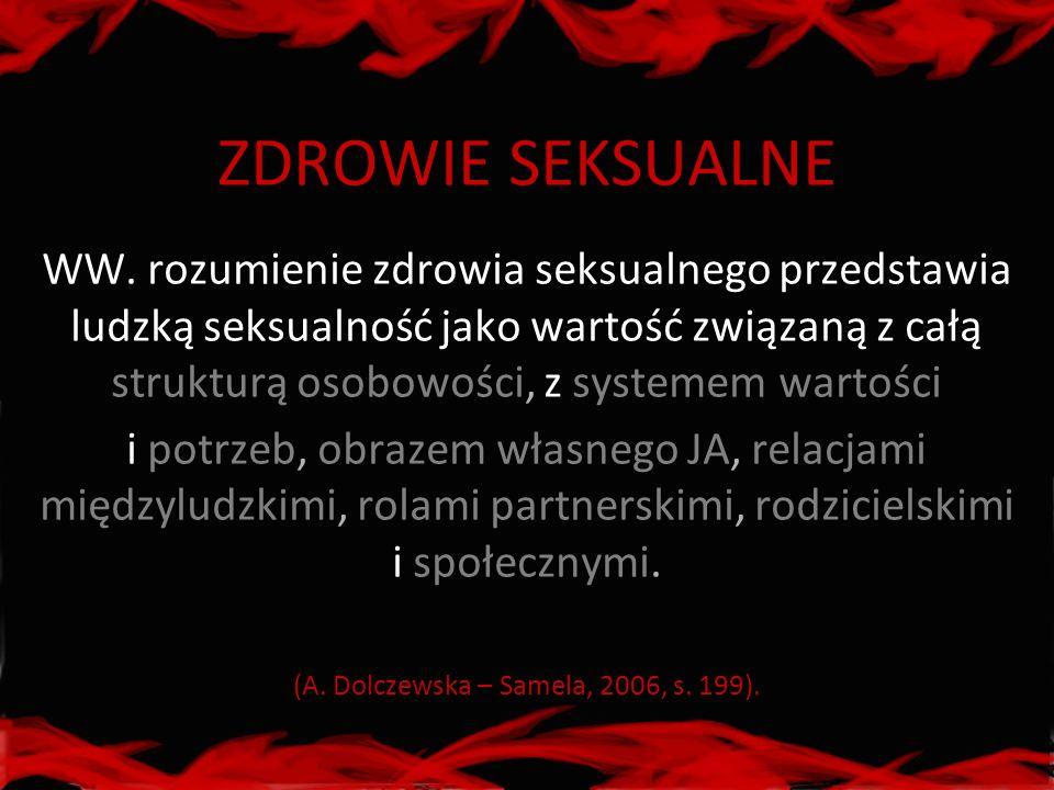 (A. Dolczewska – Samela, 2006, s. 199).