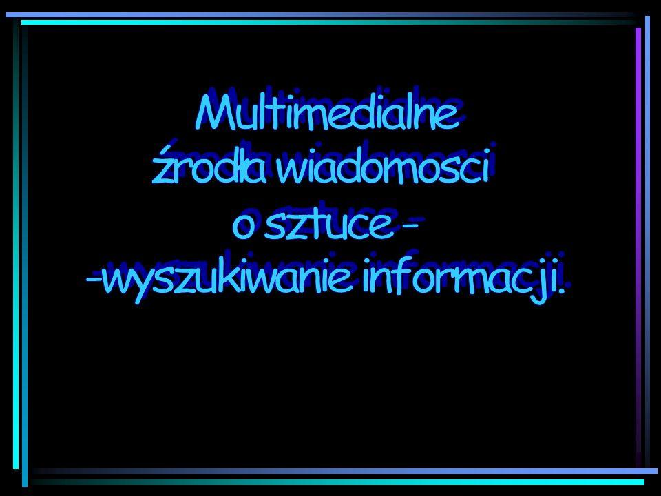 -wyszukiwanie informacji.