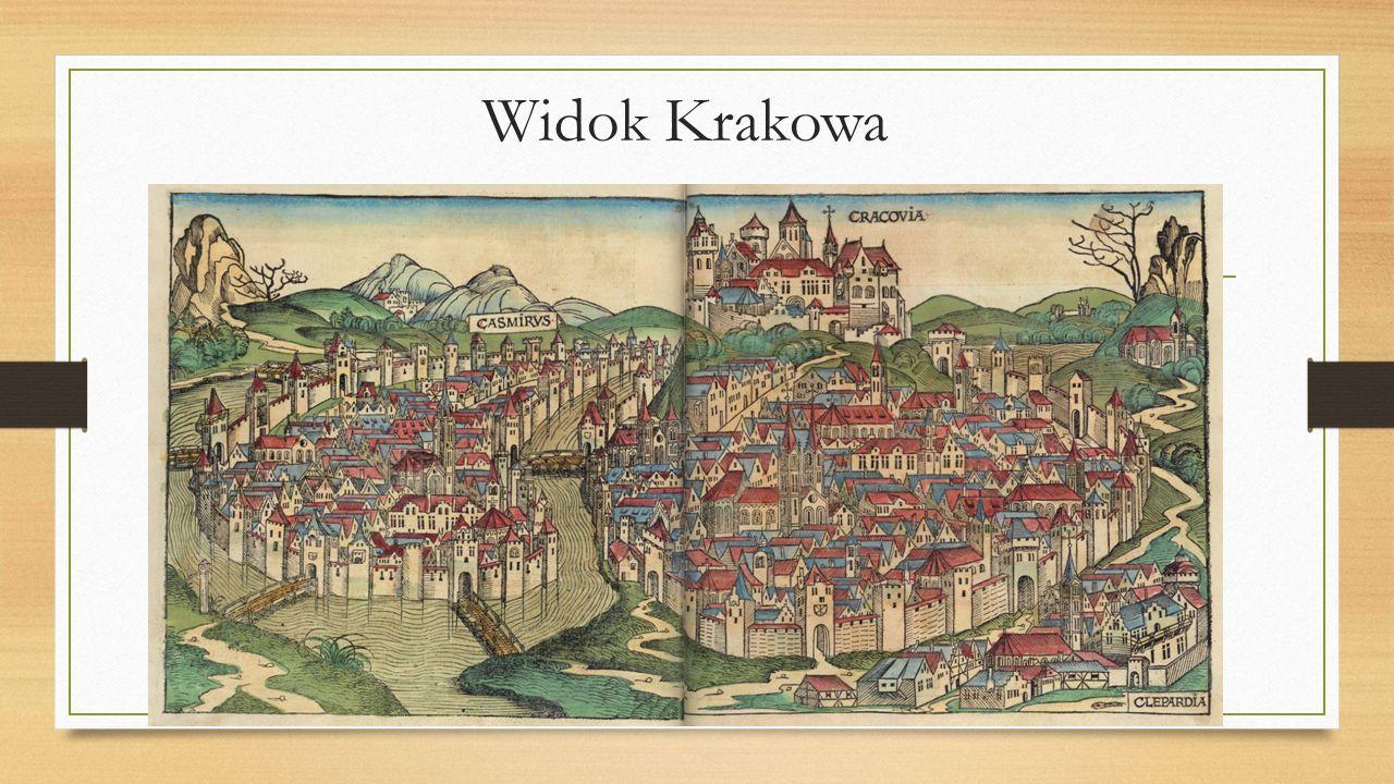 Widok Krakowa