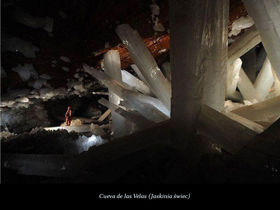 Cueva de las Velas (Jaskinia świec)