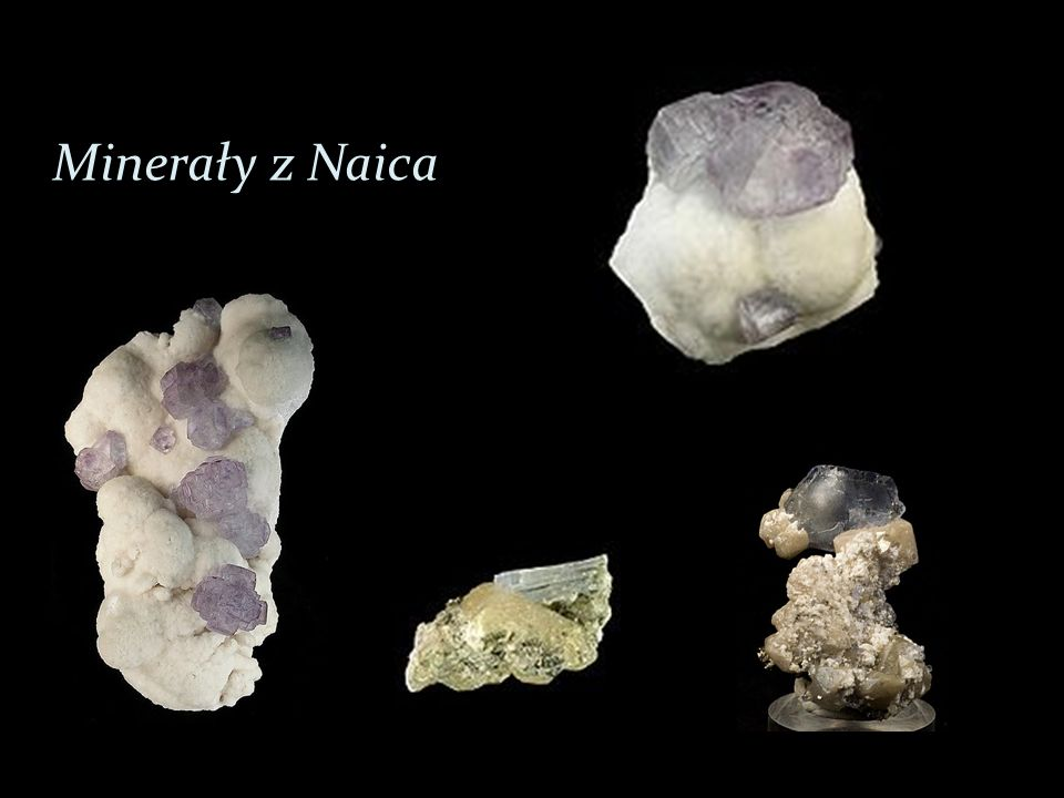 Minerały z Naica
