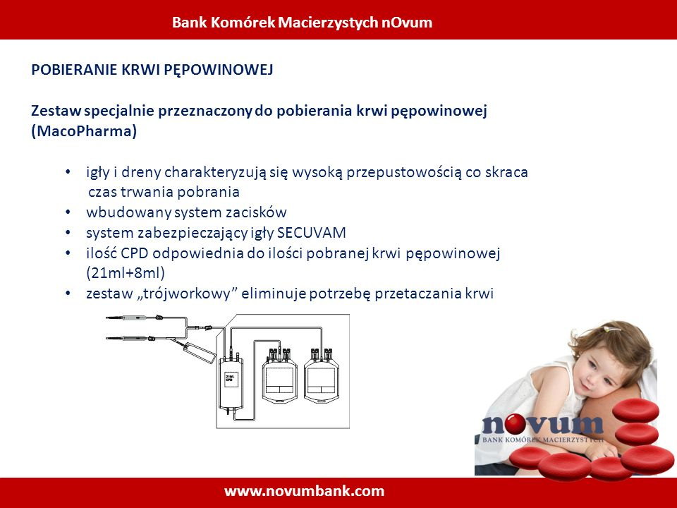 Bank Komórek Macierzystych nOvum