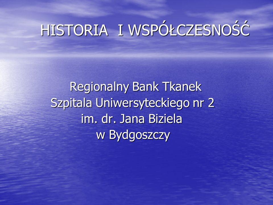 HISTORIA I WSPÓŁCZESNOŚĆ
