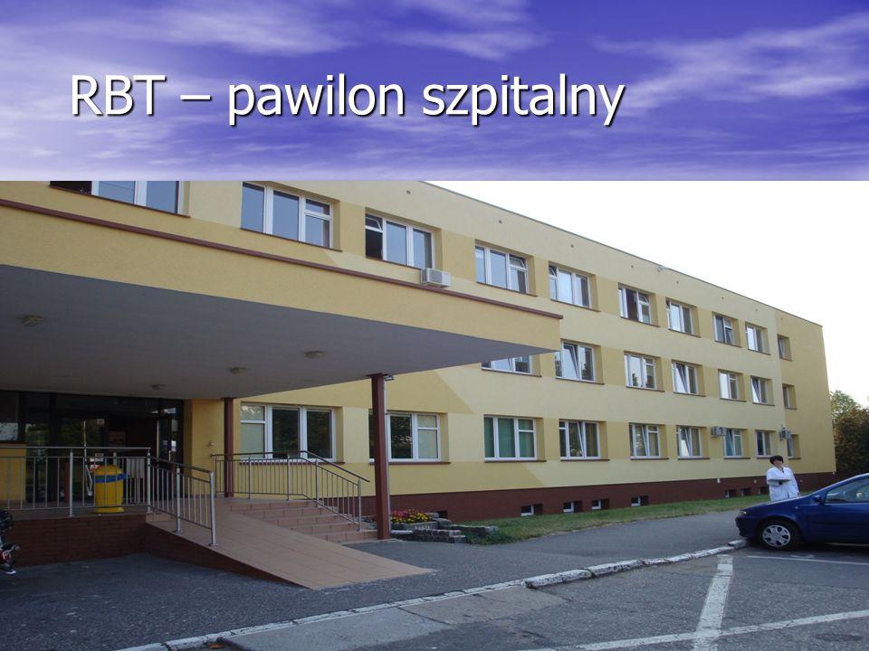 RBT – pawilon szpitalny