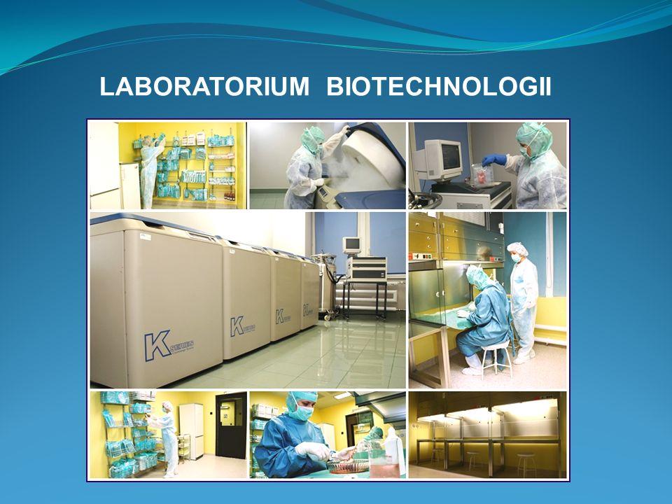 LABORATORIUM BIOTECHNOLOGII