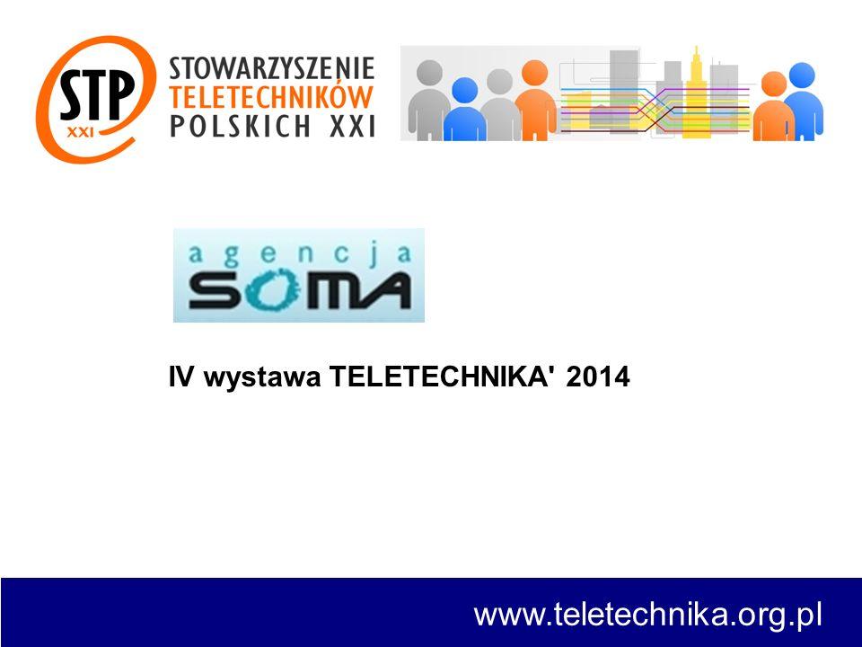 IV wystawa TELETECHNIKA 2014