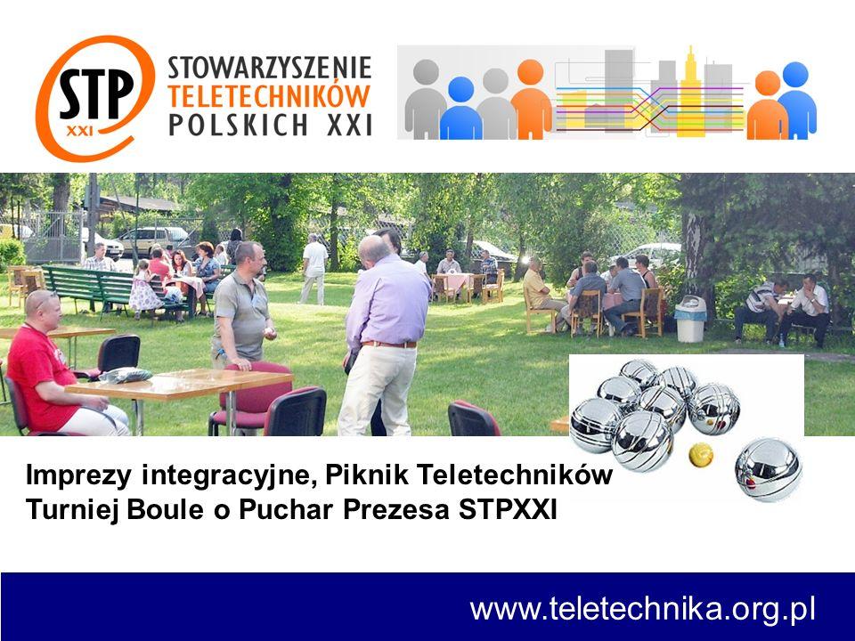 www.teletechnika.org.pl Imprezy integracyjne, Piknik Teletechników
