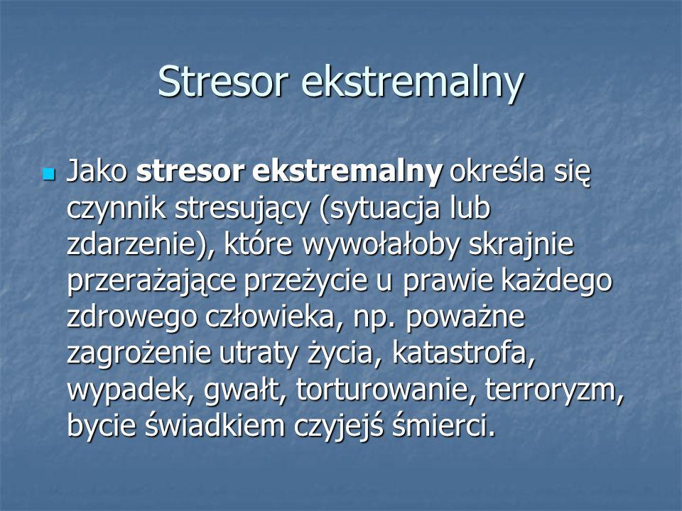 Stresor ekstremalny