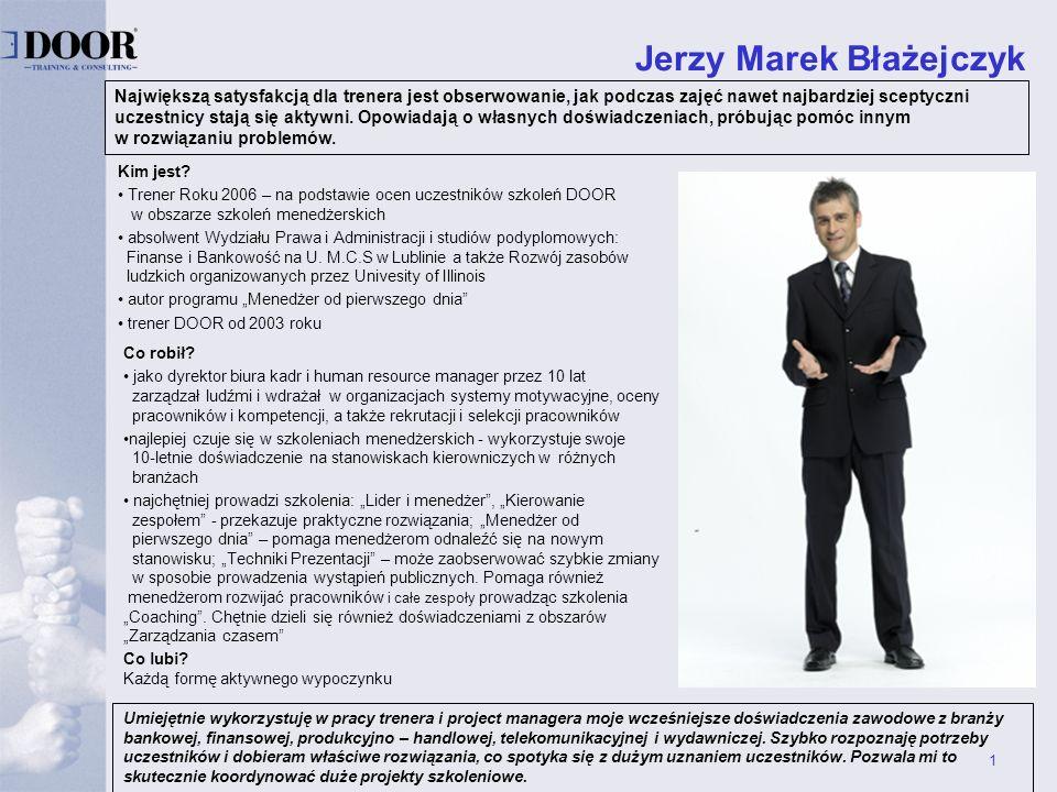 Jerzy Marek Błażejczyk