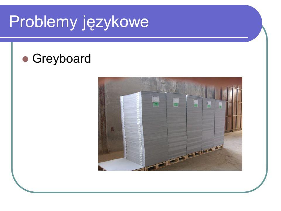 Problemy językowe Greyboard