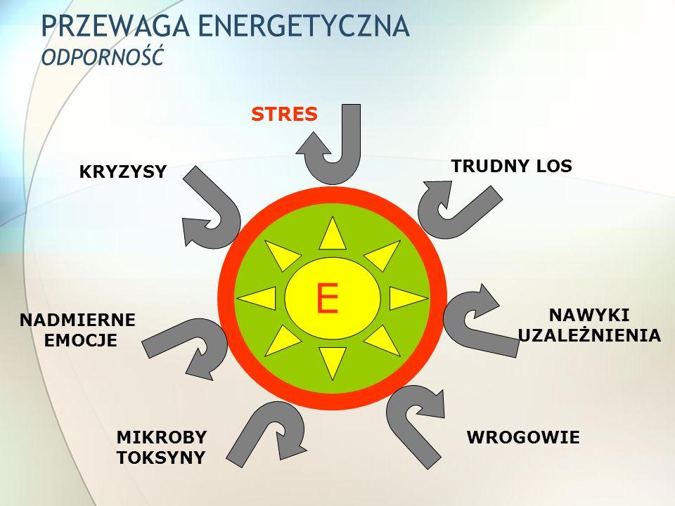 PRZEWAGA ENERGETYCZNA ODPORNOŚĆ