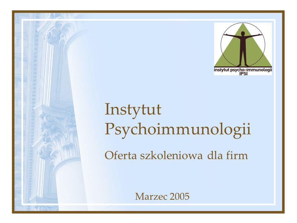 Instytut Psychoimmunologii
