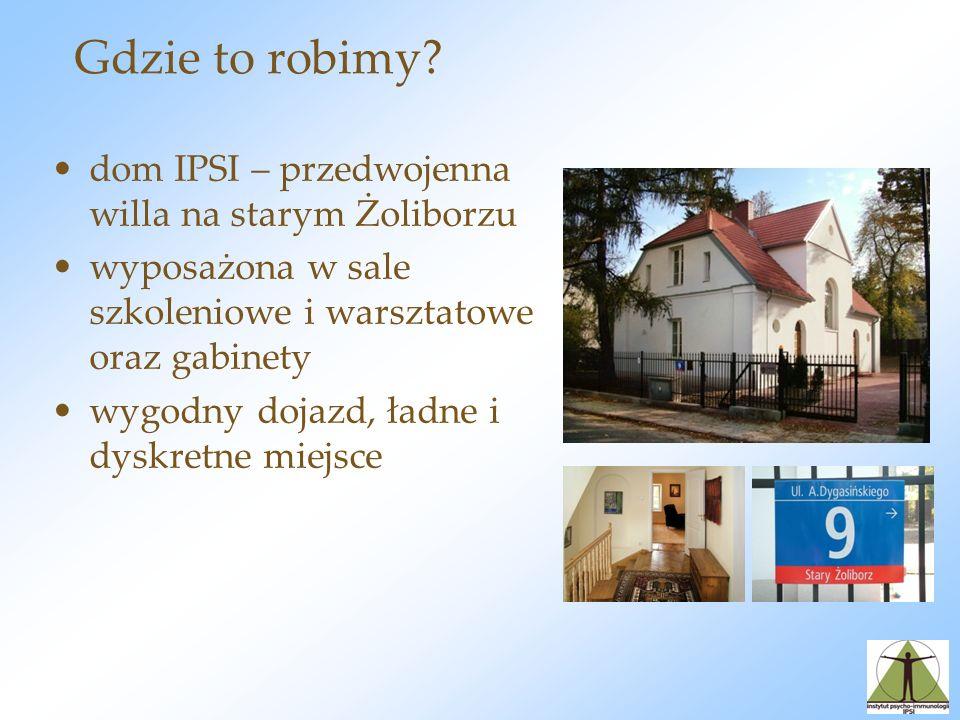 Gdzie to robimy dom IPSI – przedwojenna willa na starym Żoliborzu