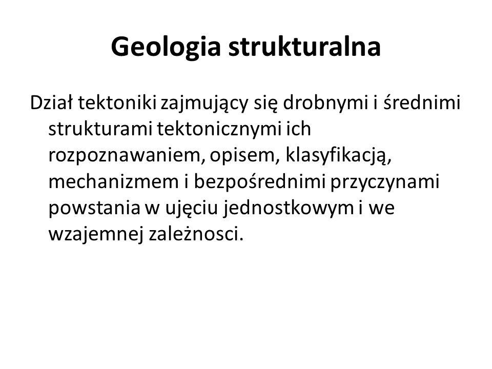 Geologia strukturalna