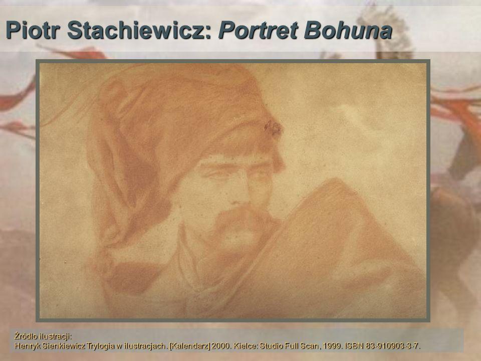 Piotr Stachiewicz: Portret Bohuna