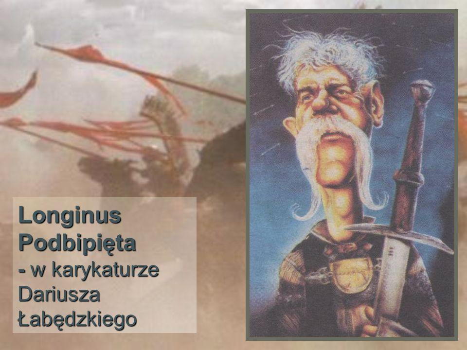 Longinus Podbipięta - w karykaturze Dariusza Łabędzkiego