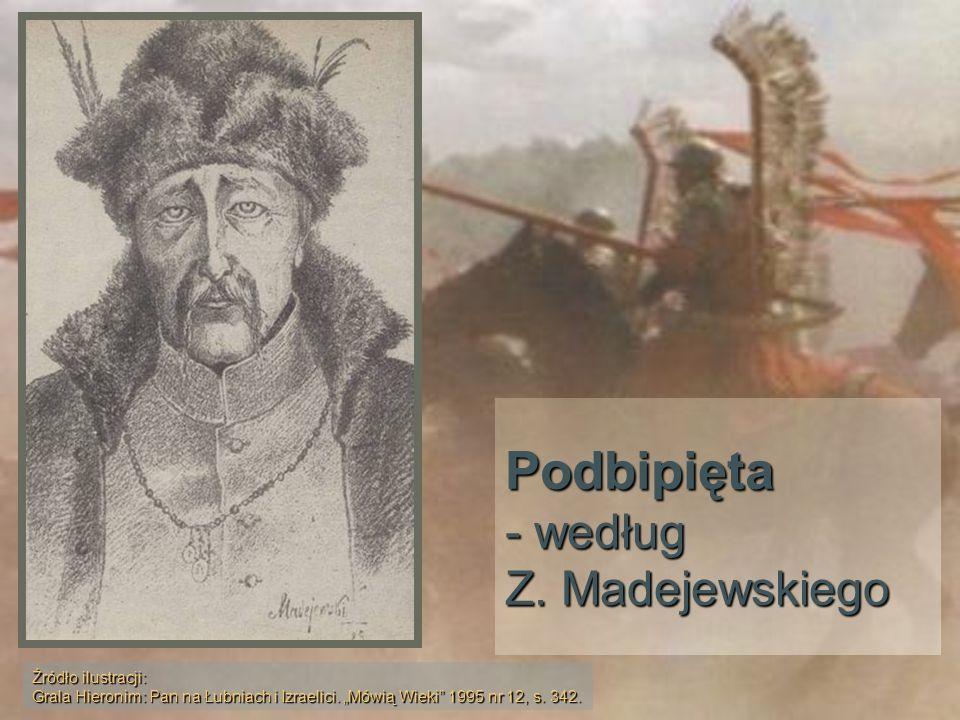 Podbipięta - według Z. Madejewskiego
