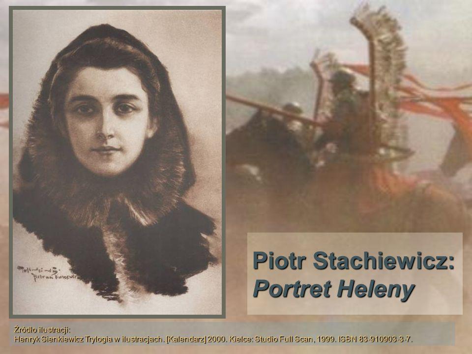 Piotr Stachiewicz: Portret Heleny