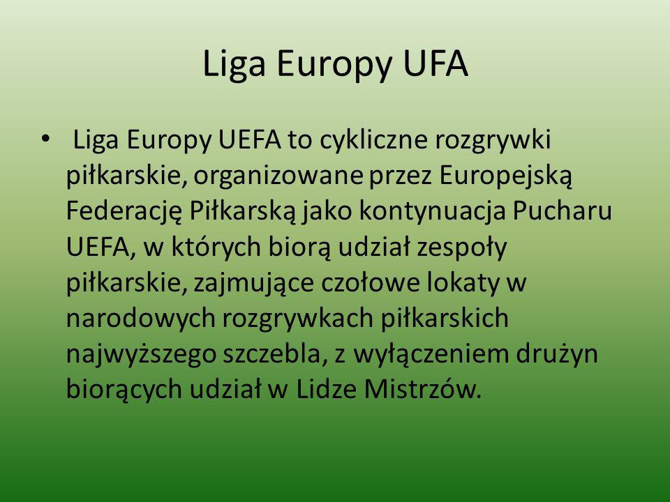Liga Europy UFA