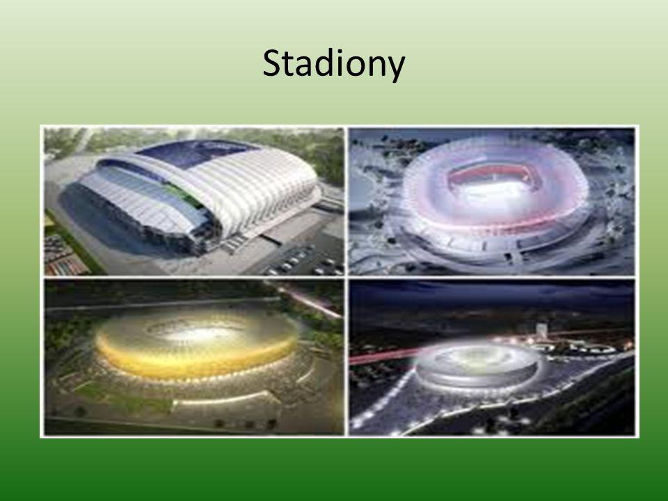 Stadiony