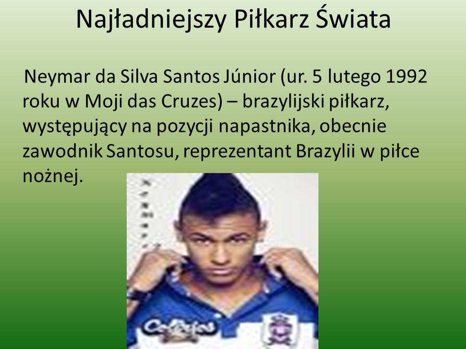 Najładniejszy Piłkarz Świata