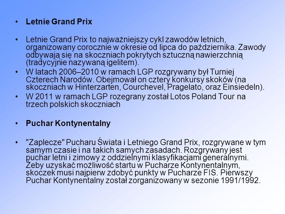 Letnie Grand Prix