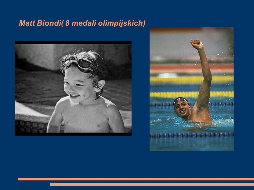 Matt Biondi( 8 medali olimpijskich)