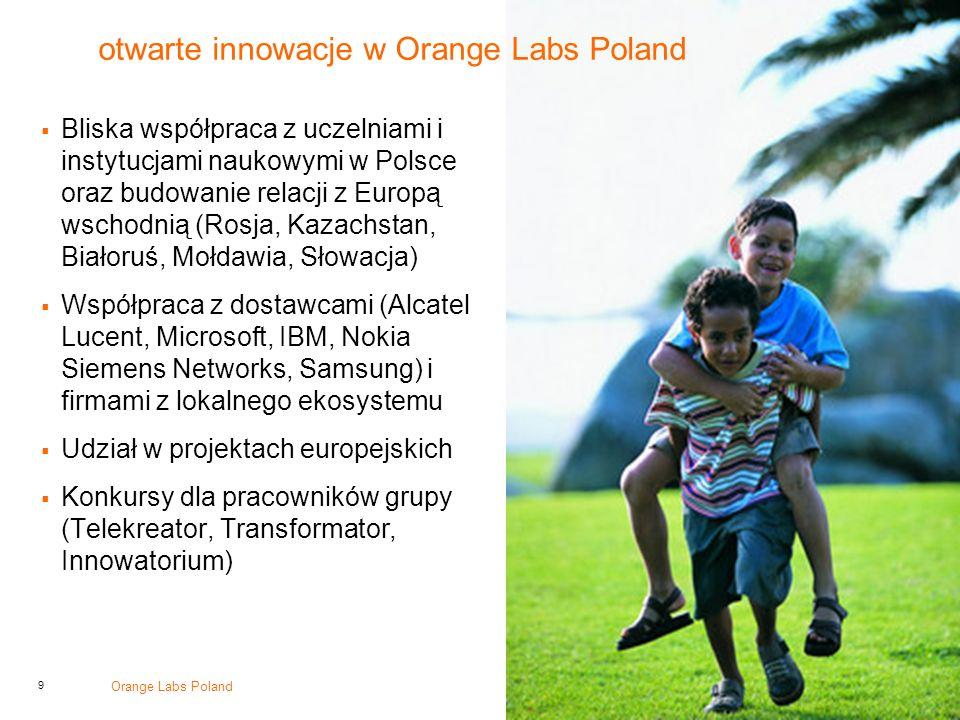 otwarte innowacje w Orange Labs Poland