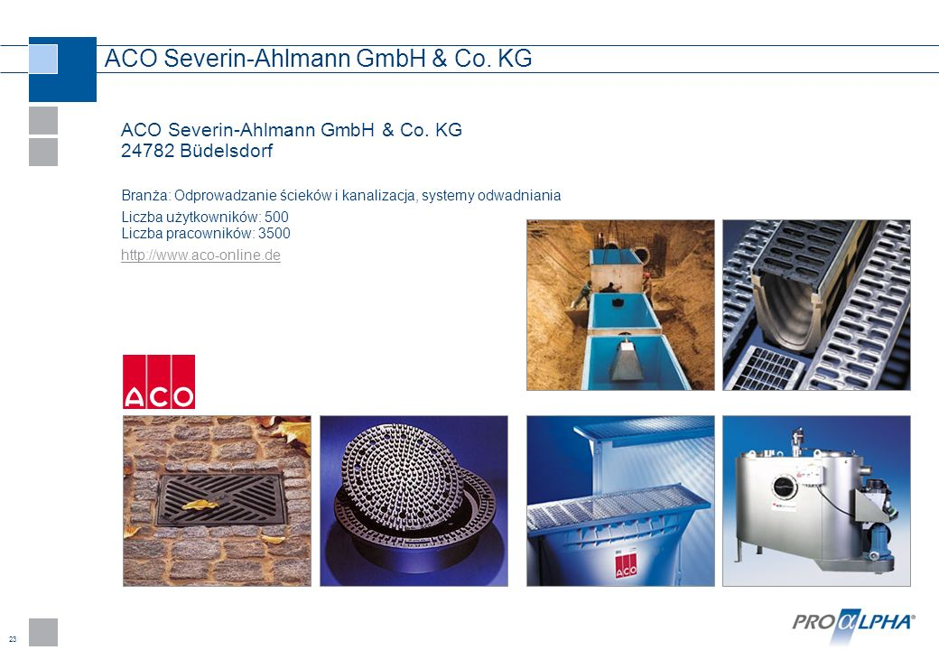 ACO Severin-Ahlmann GmbH & Co. KG