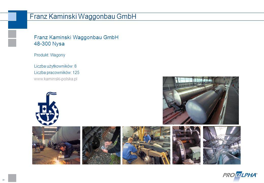 Franz Kaminski Waggonbau GmbH