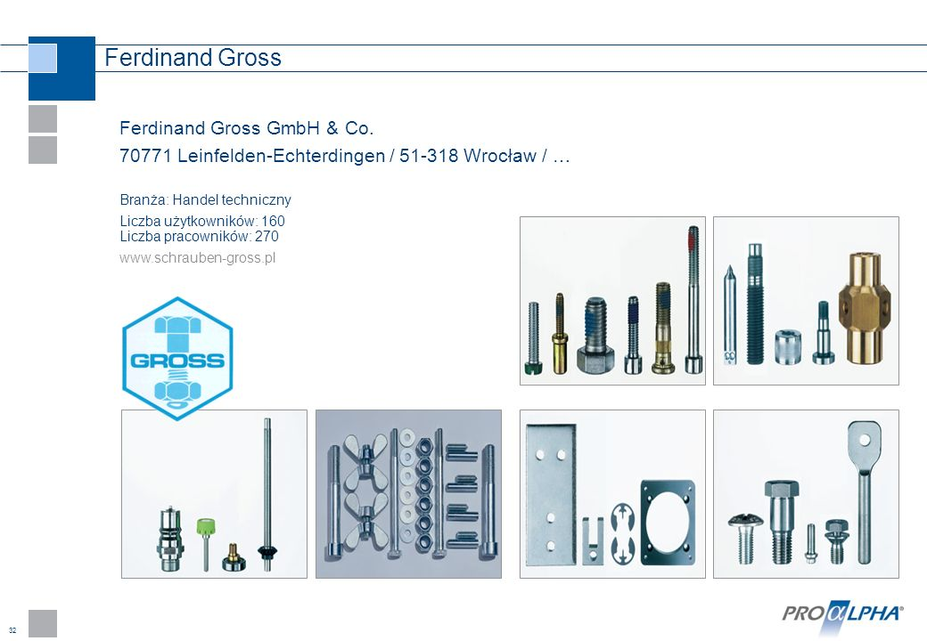 Ferdinand Gross Ferdinand Gross GmbH & Co.