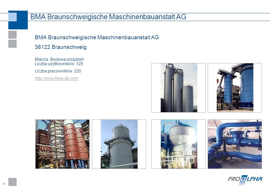 BMA Braunschweigische Maschinenbauanstalt AG