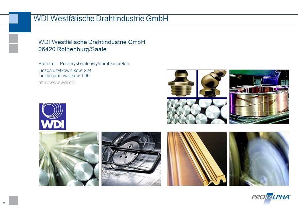 WDI Westfälische Drahtindustrie GmbH