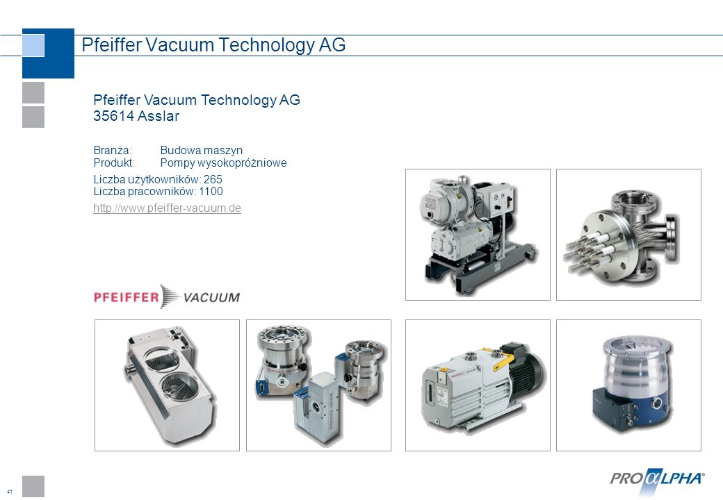 Pfeiffer Vacuum Technology AG